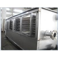 Quality Cross Flow Copper Coil Water Cooler , 415V Chilled Water Cooling Tower for sale