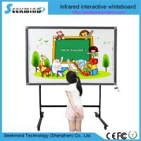 Quality Infrared Whiteboard, Modular Designed PCB easy for Maintenance, Multi-touch Whiteboard, 10pointsTouch Whiteboard for sale