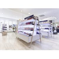 Quality Durable Cosmetic Display Case Decorated 1500 X 600 X 1350 MM With LED Lights for sale