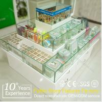 Quality Beautiful cosmetic / jewelry cabinet for jewellery showcase design for sale