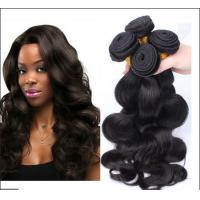 Quality Black Women Cambodian Loose Curly Hair Extensions 100 Real Human Hair  for sale