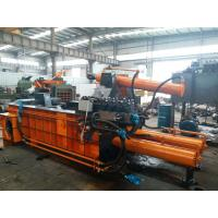Quality Turn - Out Type Color Customized Hydraulic Scrap Baler Machine Y81F - 250 for sale