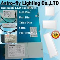 Quality 595x595 40W DALI dimmabled LED Panel light for sale