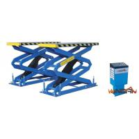 Buy Hydraulic Car Lift , Small Scissor Lift With Long Lifespan WD300B at wholesale prices