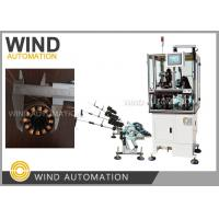 Quality BLDC Motor Stator Coil Winding Machine Needle Type Three Phase for sale