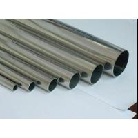 Quality Annealed Solid Tantalum Tube , Long Functional Life RO5200 Ta Welded Pipe for sale