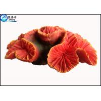 Buy Fake Coral Natural Aquarium Decorations Fish Tank Background with Silicone and at wholesale prices