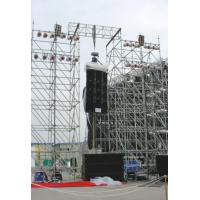 Buy Silver Black Or Customize Iron Layer Speaker Stands Truss 48mm Diameters at wholesale prices