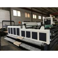 Quality Heavy Duty Computerized Paper Cutting Machine For Cardboard 25KW for sale