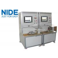 Buy Double Stations Heater Motor Stator Testing Panel Equipment With industrial control computer at wholesale prices