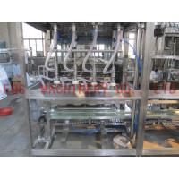 Quality Automatic Mineral Water 5 Gallon Barrel Filling Machine with 4 Filling Valves for sale