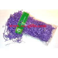China Gift wrapping box tissue shredded colorful paper shredded packing shredded on sale
