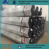 China 3/4 inch black iron pipe galvanized steel in Minerals Metallurgy on sale