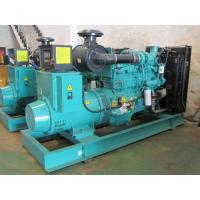Quality Cummins NTA855-G1 Powered 230KW Diesel Generator Open Type Electrical Generator for sale