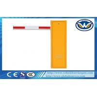 Quality Advanced Safety Manual Car Parking Barrier Gate With Double Limit Switches for sale