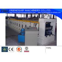 Quality 0.8-1.5mm Thickness Arch Sheet Roll Forming Machine YX914-610 With 4.0 KW Hydraulic Cutting for sale