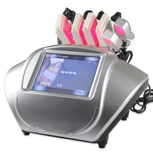 Intensive Physical Lipolysis Lipo Laser Cellulite Reduction Machine , 0.72w