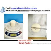 Buy cheap cheap home decoration/wedding//party/hotel paraffin wax pillar candle from wholesalers