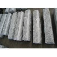 Quality Multi Color Kerb Edging Stones , China Bianco Sardo Granite Driveway Curb Stone for sale