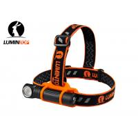 Buy cheap Rechargeable Headlamp Lumintop AAA Flashlight with Magnetic Tail / 18650 Bttery from wholesalers