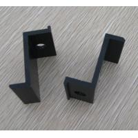 Quality End Clamp Solar Roof Mounting Systems / Solar Panel System Fixing , With T Bolt and Nut for sale