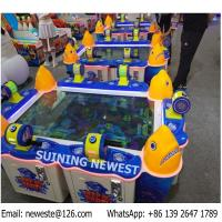 Buy Deep Sea Party Coin Operated Amusement Video Fishing Arcade Game Machine at wholesale prices