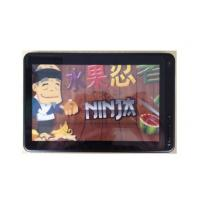 Quality Dual Core CPU 7 Inch Tablet PC With 1G / 8G Memory, Android 4.0 , Internal WiFi for sale
