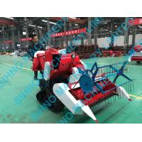 Quality SIHNO 12hp 14hp Mini Combine Harvester Agricultural Machinery for sale