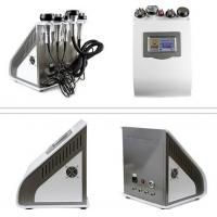 Buy Vacuum Fractional RF Diode Laser Lipo Cavitation Machine 650nm 100mW Power at wholesale prices