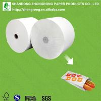 China sustainable material food wrapping paper on sale