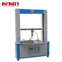 Quality Material Rubber Tensile Testing Machine , Keyboard Cap Universal Tensile Tester for sale