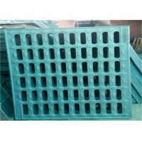 China Square Cast Iron Gully Grid Drain Cover Anti Rust 500mm X 500mm X 50mm on sale