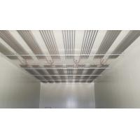 Quality Large Capacity Prefabricated Cold Room Commercial Freezer Room Easy To Install for sale