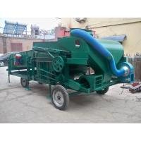 China Corn/seeds screening machine and Grain/wheat/bean/maize cleaning machine on sale