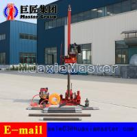 Quality Big Sale! BXZ-2L Vertical backpack portable core drill rig with high quality for sale