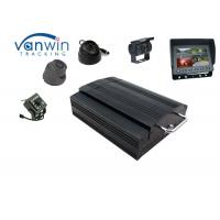 Quality Bus HD 720P Car DVR SD Card Drive Hybrid Storage with GPS Tracking for sale