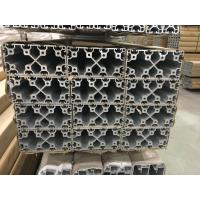 Buy cheap Silver And Black Anodized 6063 T5 Aluminum T Slot Profile / Aluminum Frame from wholesalers