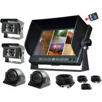 Quality 7 Inch LCD Security TFT Car Monitor for sale