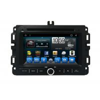 Quality Double Din Stereo TV Wifi Car Multimedia Navigation System Jeep Renegade 2017 for sale