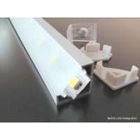 Buy ALUMINIUM LED PROFILE FOR LED STRIPS - 45° - 2M at wholesale prices