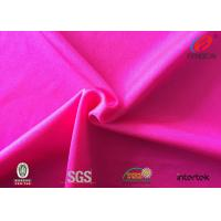 Quality Fengcai jersey knit fabric rayon nylon spandex fabric for swimwear for sale