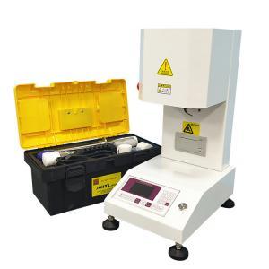Quality International Standard MFR Plastic Testing Equipment Melt Flow Index ISO1133 ASTM1238 for sale