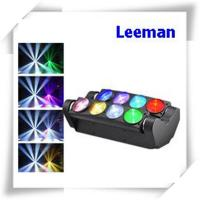 Quality Color Changing LED Stage Lighting / 4 In 1 Moving Head Led Spider Beam Light for sale