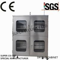 Buy Electronic Stainless Nitrogen Dry Cabinet with towder light, anti-humidity and at wholesale prices
