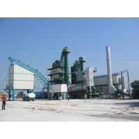 Quality 200KG Bitumen Weighing Capacity Asphalt Recycling Plant , Automatic Batching Plant Anti - Jam Structure for sale