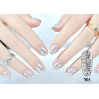 Quality Free Sample Full Color Nature Multi Color Fast Delivery Glitter Gel Polish for sale