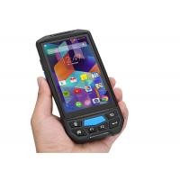 Quality 5 Inch Rugged Android Handheld POS Terminal PDA with Thermal Printer NFC Reader for sale