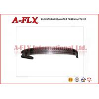 Quality Aluminum original Escalator Header Curve , Escalator Handrail Guide Rail for sale