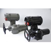Quality High Anti Corrosion Level Multi Turn Actuator With Non - Intrusive Knob Switches for sale