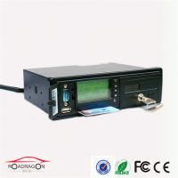 Quality Low Lower Consumption Fuel Sensor Vehicle GPS Tracker G-V303 Certificate CE ROHS FCC for sale